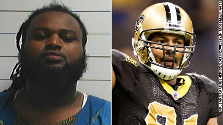 Cardell Hayes, left, and Will Smith.