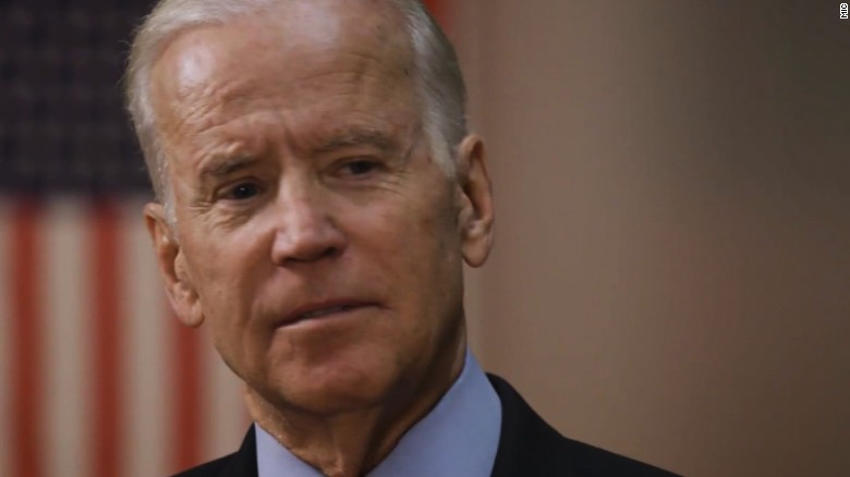 Joe Biden 'would like to see a woman elected' president