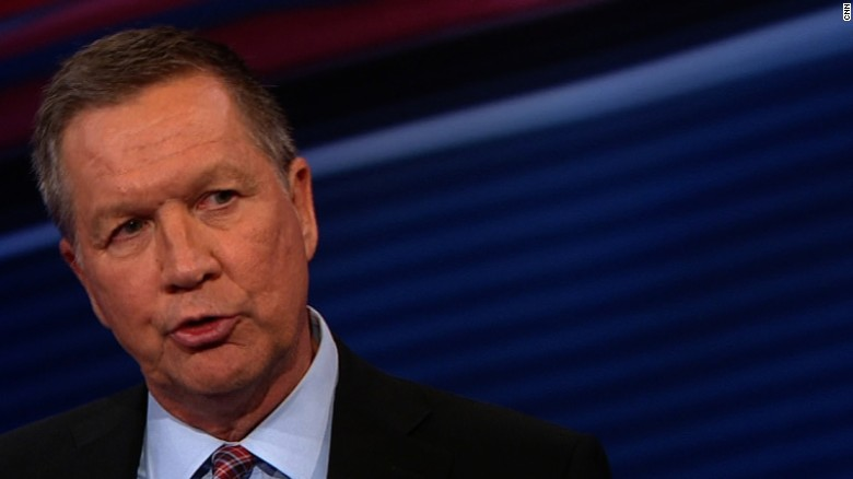 Kasich: What the hell are we doing in this country?