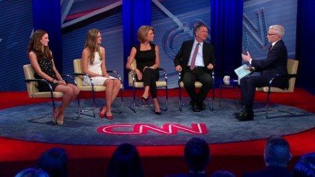 Kasich family one-liners from the CNN town hall