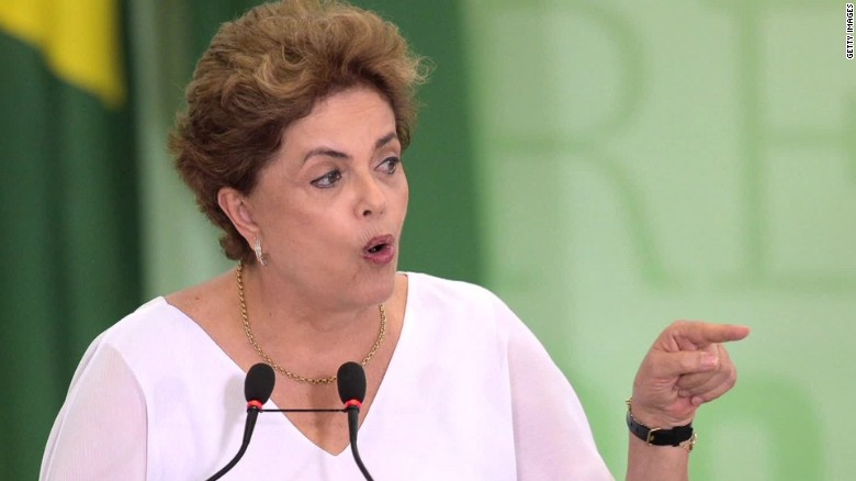 Brazil committee recommends Rousseff's impeachment