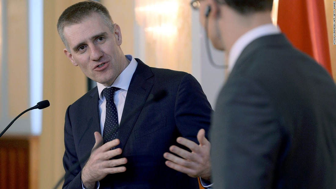 The government of Montenegro submitted Igor Luksic's name for secretary-general candidacy back in January. The former prime minister speaks four languages, and served as the country's minister of finance and minister of foreign affairs. While serving on foreign affairs, he worked on European integration. He has also published three books of poetry and prose.
