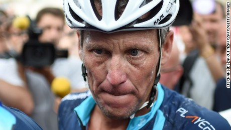 Lance Armstrong: He was a 'tragic hero'