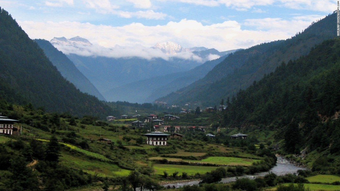 What tiny Bhutan can teach the world about being carbon negative