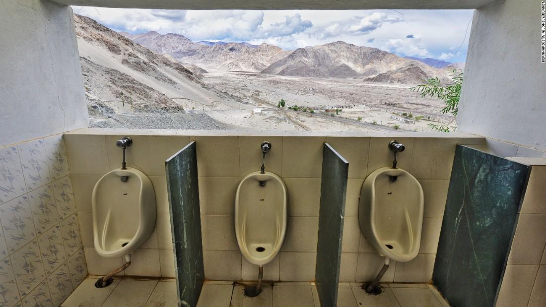 World S Most Amazing Toilets And Locations From Lonely Planet Cnn Travel
