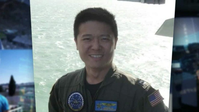 Navy officer charged with espionage