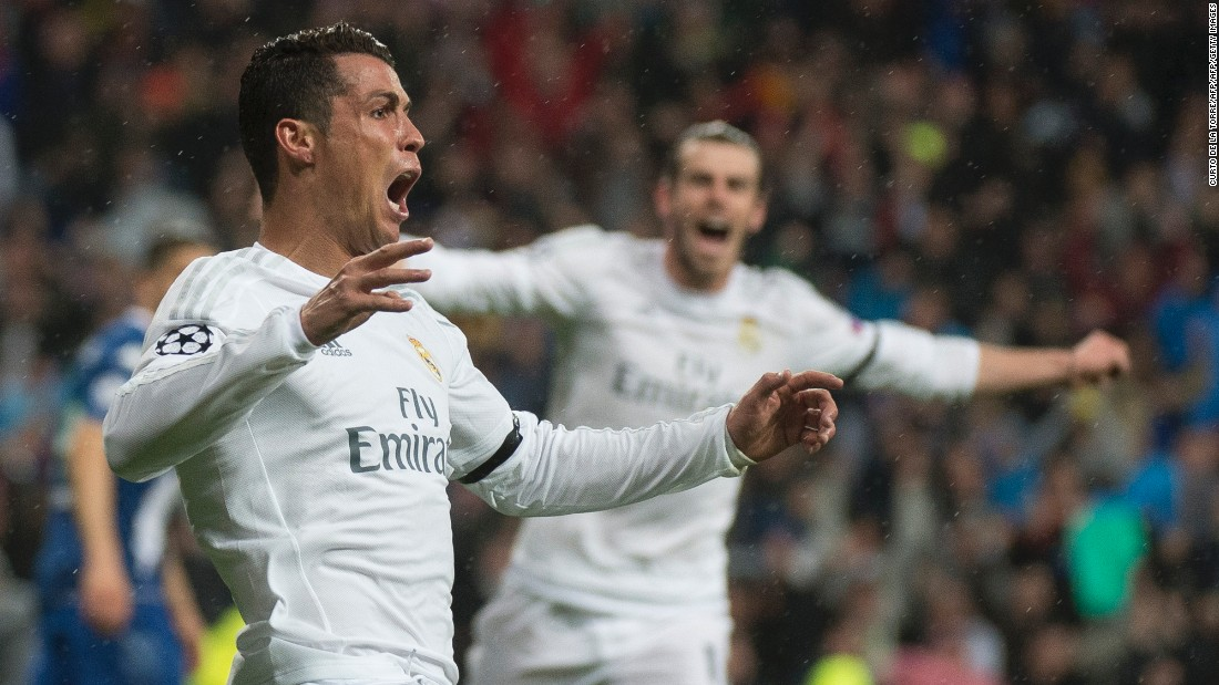 Ronaldo completed his hat-trick late on to give Real a stunning victory and keep alive hopes of an 11th Champions League title.