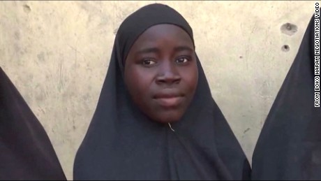 Image result for nigeria's stolen daughters Habiba