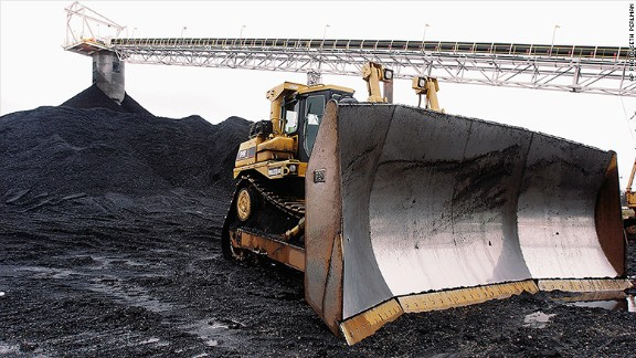 Coal power contributes to pollution deaths and costly climate change.