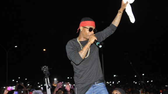 Award-winning Nigerian entertainer, Wizkid has collaborated with multiple international artists including Drake, Wale, Skepta and Beyonce.