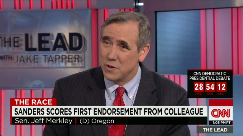 How realistic are Sanders' promises? Supporter Sen. Merkley responds