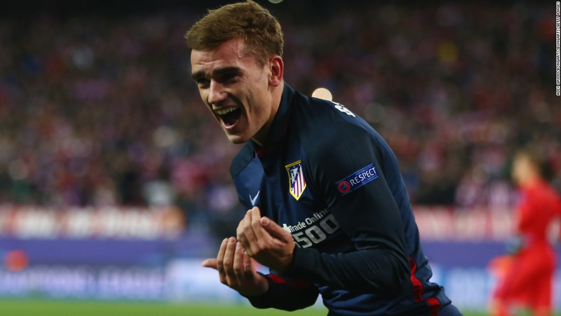 The Spanish club suffered heartbreak in May's final -- losing out to rival Real on penalties after a 1-1 draw in Milan. It was the second time in three years that Diego Simeone's side had gone close to winning the competition. He'll be hoping France star Antoine Griezmann returns from Euro 2016 all fired up.