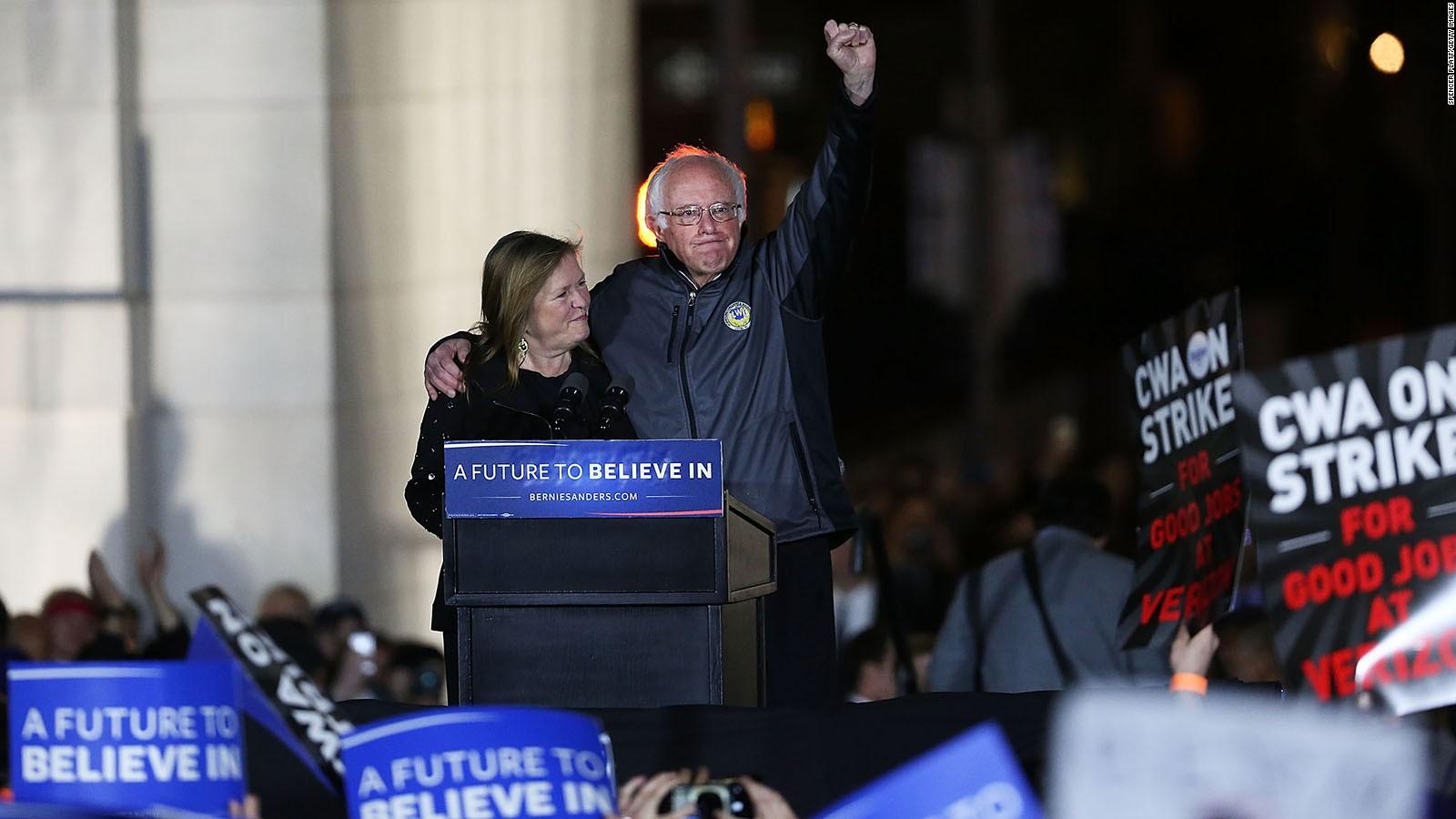 Bernie Sanders Condemns Paul Song S Corporate Democratic Whores