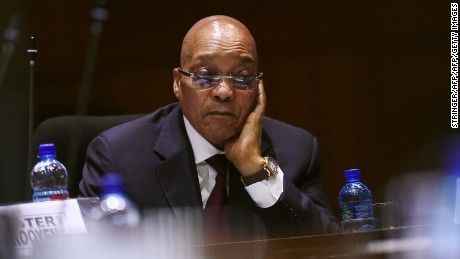 Battle for South Africa's future takes center stage at ANC conference