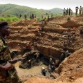 congo gold mine