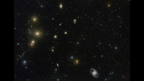 This image from the VLT Survey Telescope at ESO