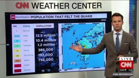 Of Aftershocks Japan Rock Dozens Southern uPkXwOiZT