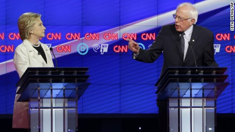 Opinion: Clinton and Sanders supporters can't stand each other