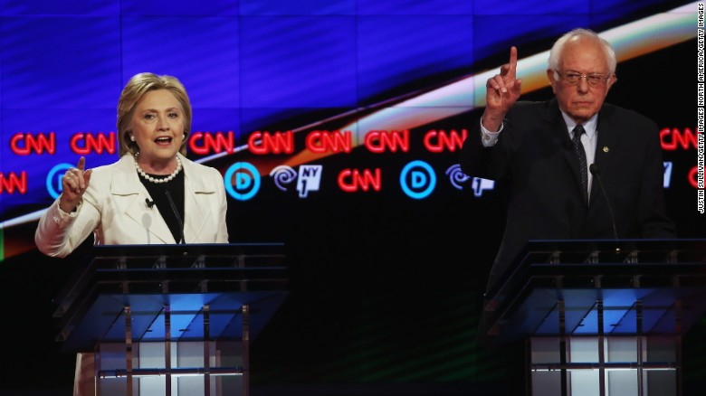 full transcript cnn democratic debate in new york cnnpolitics