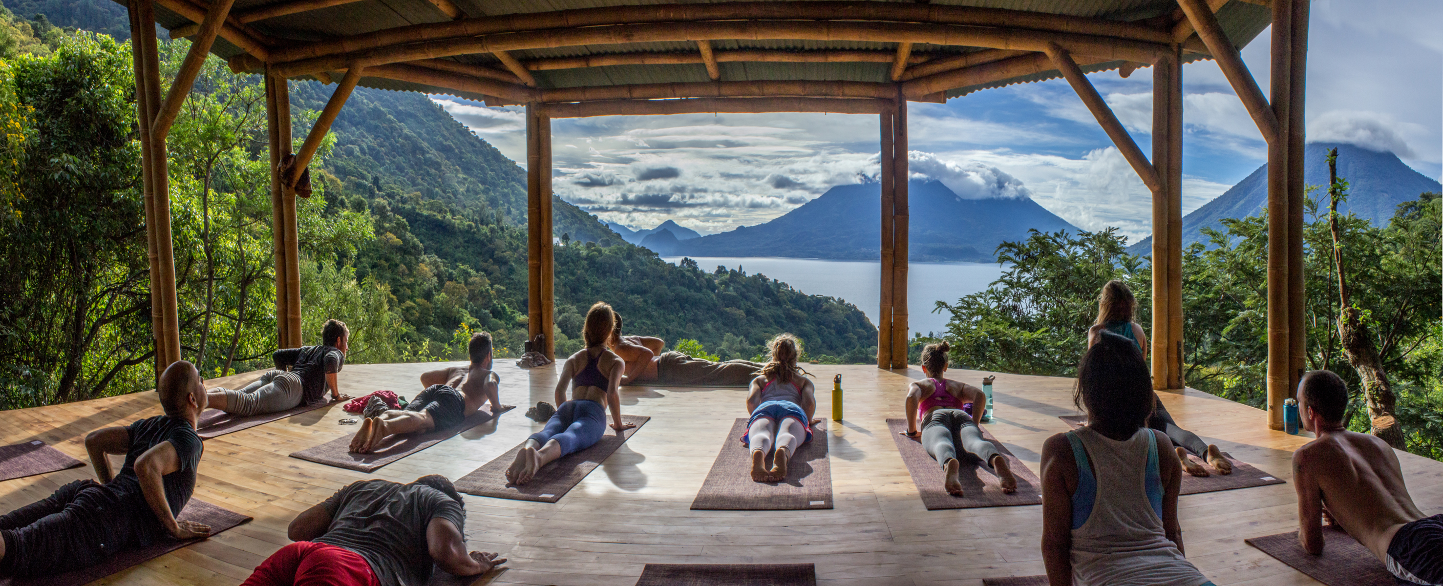 The weird world of yoga retreats | CNN Travel