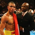 eubank money shot