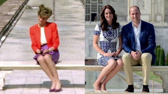 Prince William Kate Middleton Princess Diana Taj Mahal Udas lklv_00003106.jpg