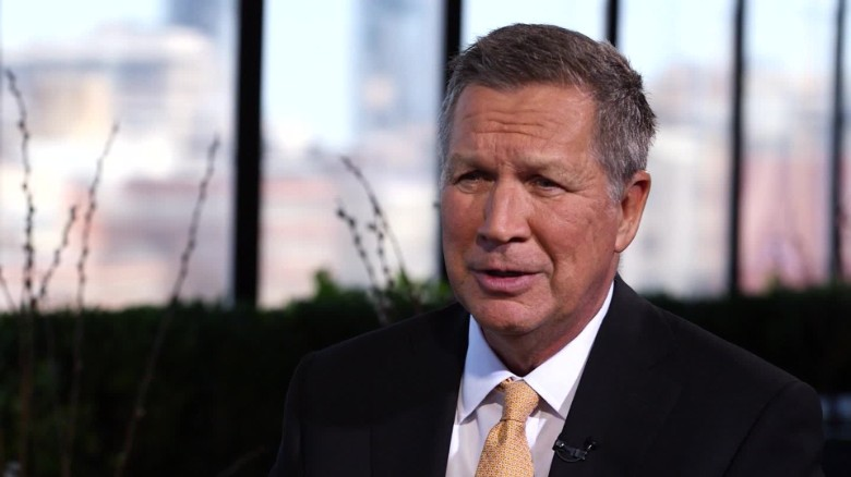 Kasich defends Republican nomination process