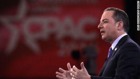 RNC Chair Priebus discusses Trump-Pence split on Iraq and TPP