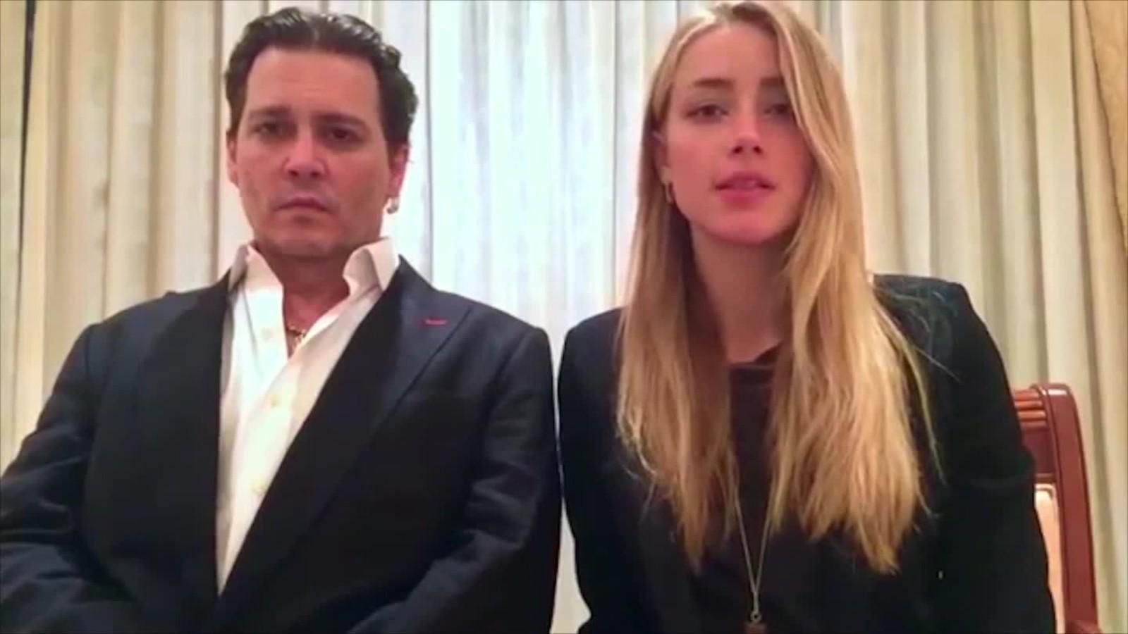 Johnny Depp Ex Wife French