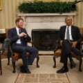 President Obama meets Prince Harry Oct 28, 2015