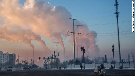 Greenhouse gas reaches alarming new record