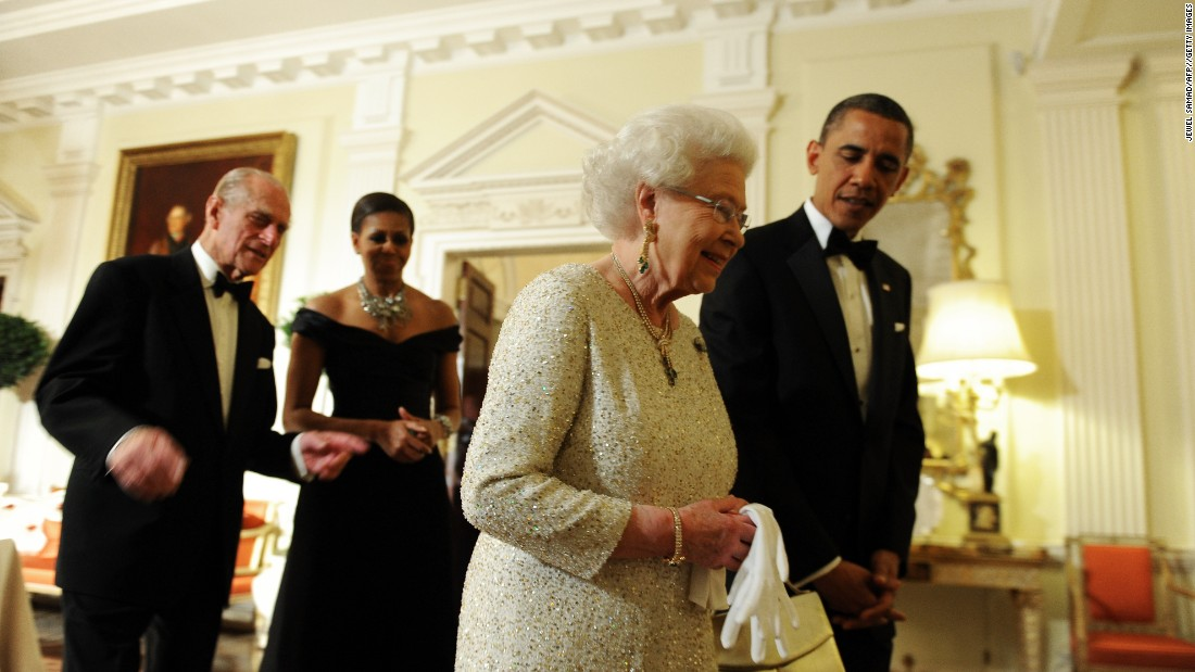 Obama UK visit: A royal greeting at Windsor - CNNPolitics