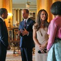Obamas and Will and Kate