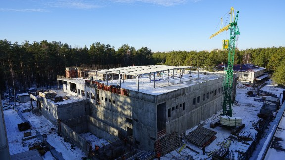 The JINR will begin using a more advanced cyclotron within a new facility later this year, although it is uncertain whether new elements will be discovered.