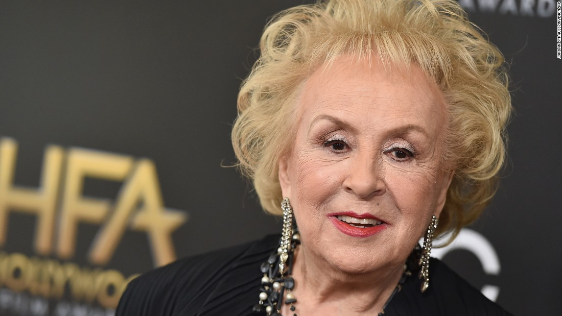 "Actress <a href=""http://www.cnn.com/2016/04/18/entertainment/doris-roberts-dies-obit/"" target=""_blank"">Doris Roberts</a>, best known for her role as Marie Barone on the sitcom ""Everybody Loves Raymond,"" died April 17. She was 90."
