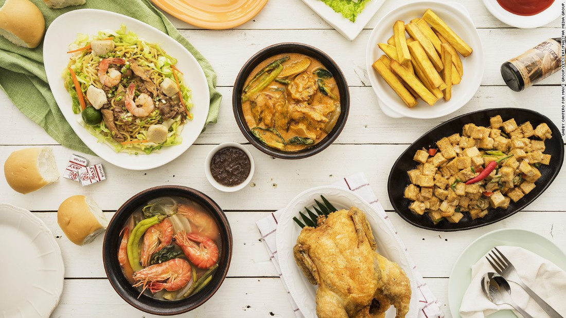 Manila food: 6 dishes every visitor should try   CNN Travel