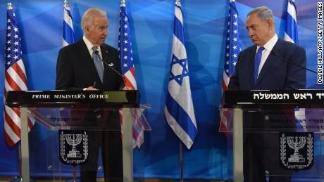 Qui a peur de Joe Biden?  Pas Benjamin Netanyahu