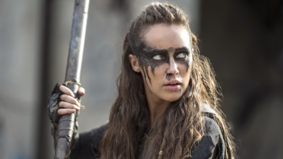 "Lexa, a fan favorite played by actress Alycia Debnam-Carey on the post-apocalyptic CW series ""The 100,"" was killed by a stray bullet."