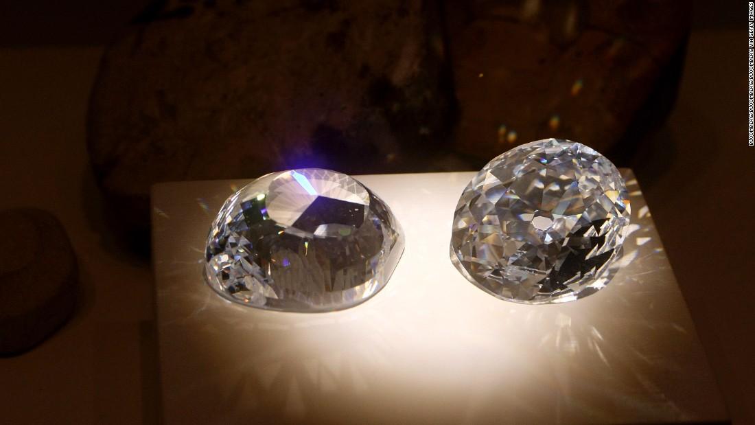 9218b96d9e7b The world s most expensive blue diamond