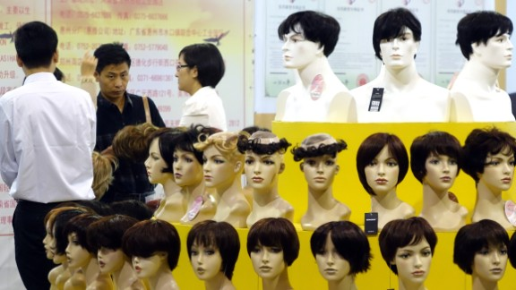 Benin is the leading importer of wigs in Africa, spending $411 million in 2014 on Chinese-made fake hair. The tiny state was also by far the continent