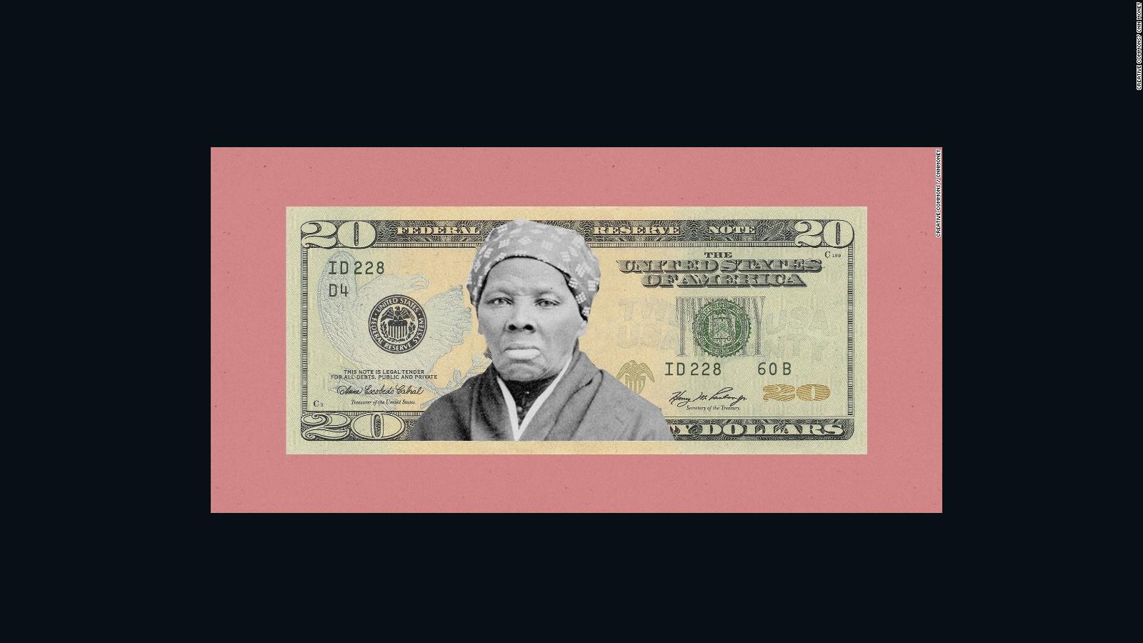The real reason Trump won't put Harriet Tubman on $20 bill (opinion