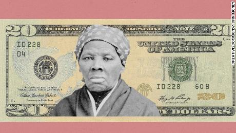 Harriet Tubman will be face of $20