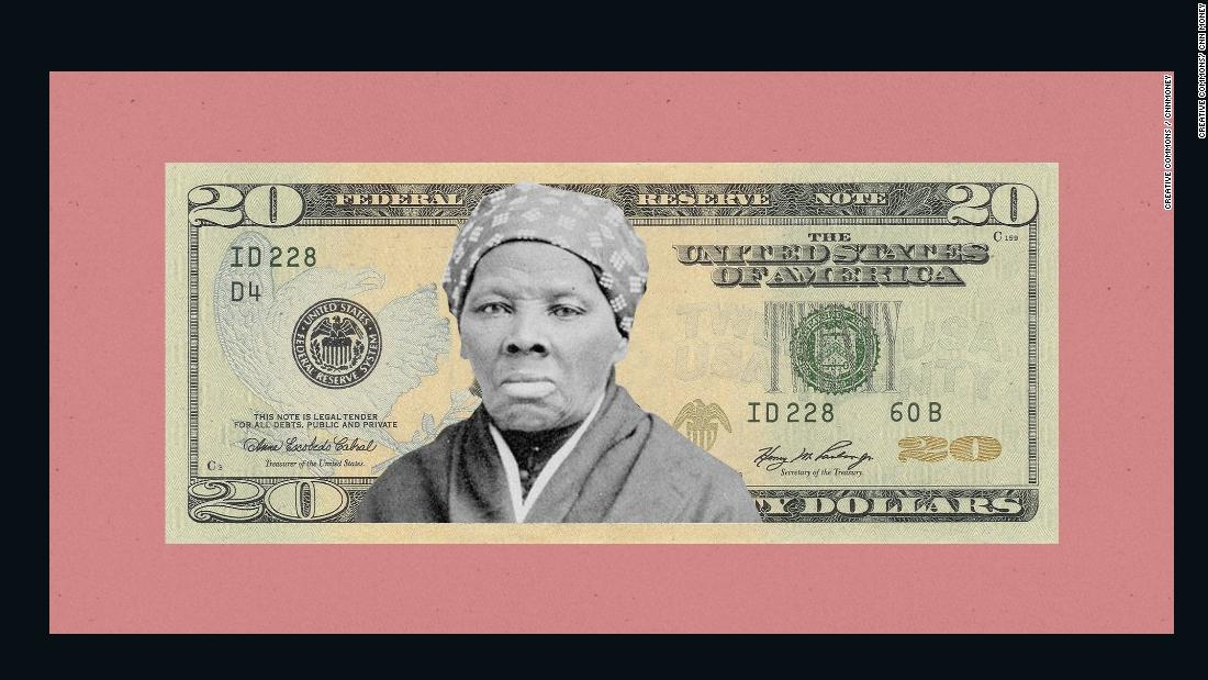 The real reason Trump won't put Harriet Tubman on $20 bill