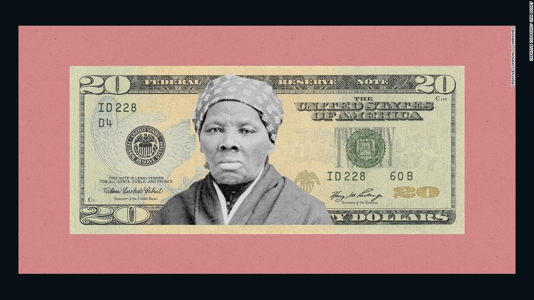What S Happening With The Harriet Tubman 20 Bill It S Still Not Clear Cnnpolitics