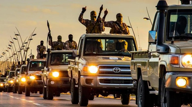 Why is ISIS heading to Libya?