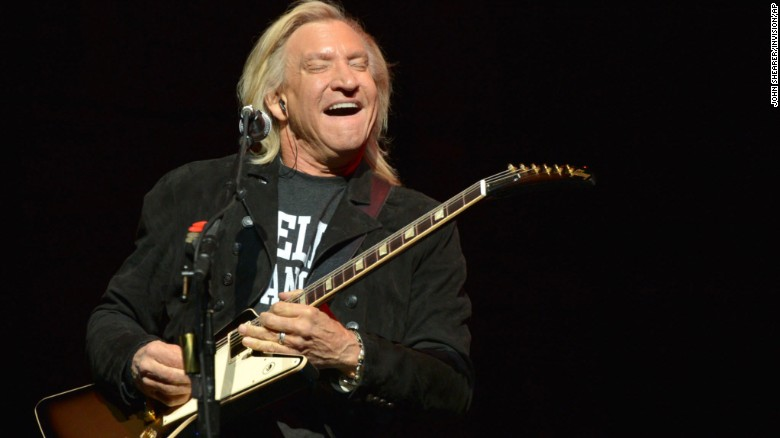 In April Joe Walsh Of The Eagles Nixed Participating In A Planned July Concert In