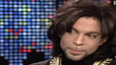 Prince explains his name change (1999 interview)