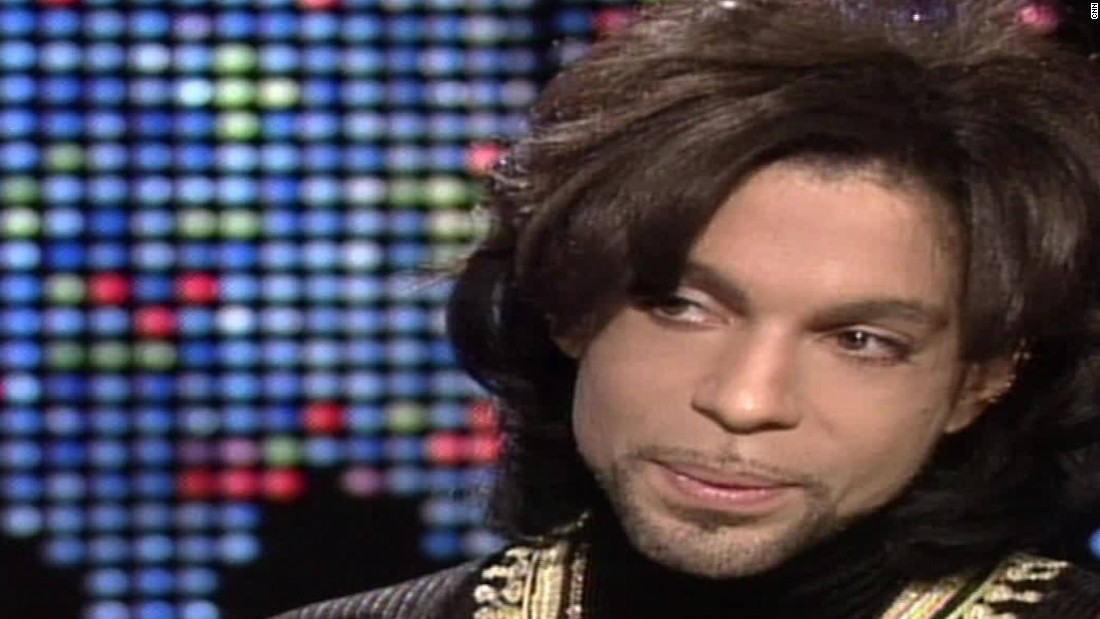 Prince Explains His Name Change 1999 Interview Cnn Video