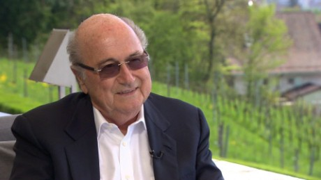 Sepp Blatter: There is a 'coup d'etat against FIFA'