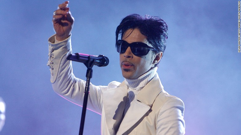 Report: Prince died of self-administered fentanyl